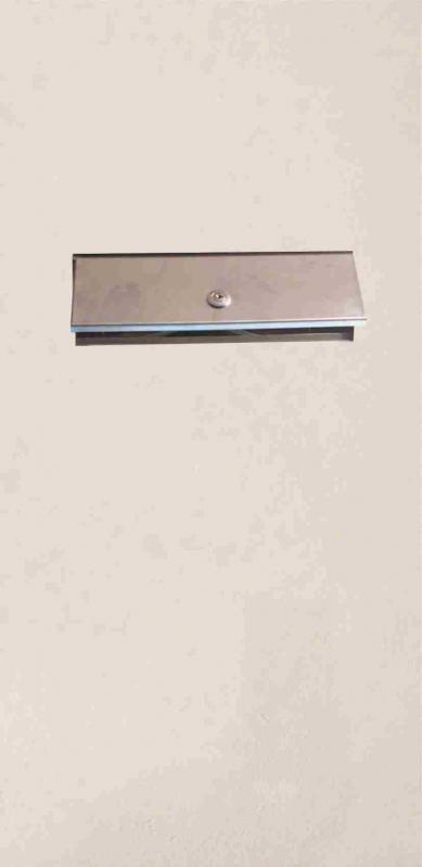 Caixas de Correio em Inox para Muro Itatiba - Caixa de Correio em Inox com Pedestal