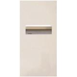 caixa de correio em inox para muro orçamento Mauá