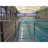 corrimão inox escada piscina valores Itatiba