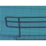fabricante de corrimão em aço inox para piscina Franca