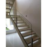 fabricante de corrimão em inox para escada Jundiaí
