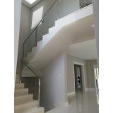 fabricante de corrimão inox de escada Americana