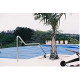 fabricante de corrimão inox escada piscina Paulínia
