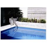 preço de corrimão inox escada piscina São Bernardo do Campo